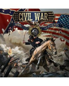CIVIL WAR-Gods And Generals/Digipack Limited Edition CD