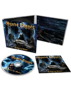 GRAVE DIGGER-Healed By Metal/Limited Edition Digipack CD
