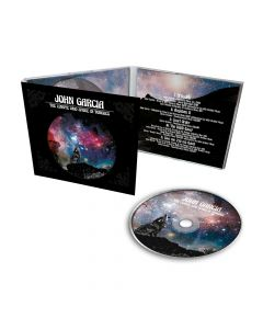 JOHN GARCIA-The Coyote Who Spoke In Tongues/Limited Edition Digipack CD