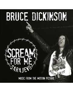 BRUCE DICKINSON - Scream For Me Sarajevo / CD