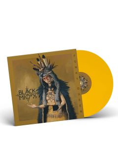 BLACK MIRRORS-Funky Queen/Limited Edition YELLOW Gatefold LP