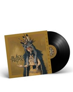 BLACK MIRRORS-Funky Queen/Limited Edition BLACK LP