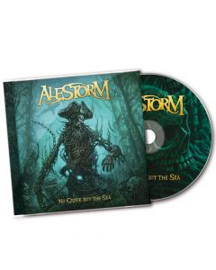 ALESTORM - No Grave But The Sea/CD