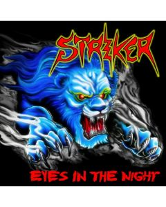 STRIKER - Eyes in the Night + Road Warrior CD
