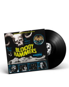 BLOODY HAMMERS-The Horrific Case of Bloody Hammers/Limited Edition BLACK Vinyl LP