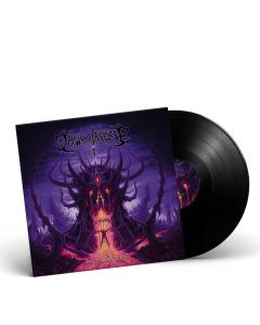 DAWN OF DISEASE-Ascension Gate/Limited Edition BLACK Vinyl Gatefold LP