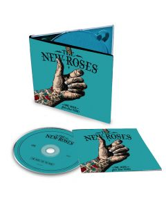THE NEW ROSES-One More For The Road/Limited Edition Digipack CD