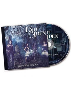 EXIT EDEN-Rhapsodies In Black/CD