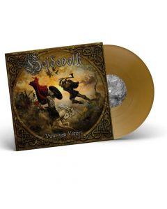 HEIDEVOLK-Vuur Van Verzet/Limited Edition GOLD Vinyl LP