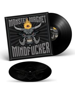 MONSTER MAGNET-Mindfucker/Limited Edition BLACK Vinyl Gatefold 2LP