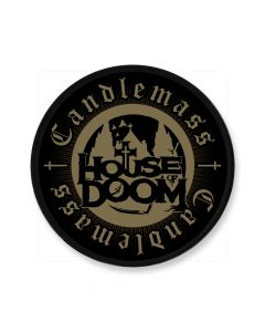 CANDLEMASS-House Of Doom/Limited Edition Patch