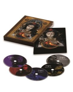 MOONSPELL-Lisboa Under The Spell: Live/3CD + DVD + BLU RAY Digipack