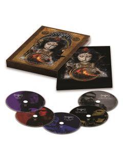 MOONSPELL-Lisboa Under The Spell: Live/3CD + DVD + BLU RAY Digipack
