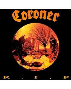 CORONER - R.I.P. / 180g LP