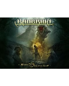 KAMBRIUM-Dawn Of The Nine Suns/Limited Edition Digipack CD