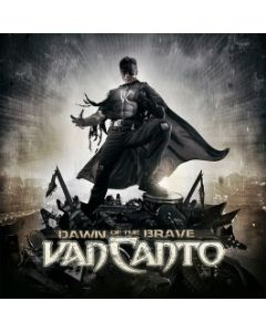 VAN CANTO - Dawn Of The Brave /Digipack Limited Edition 2CD