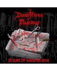 DISASTROUS MURMUR - 25 Years Of Slaughter Rock / LP