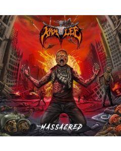 KAM LEE - Massacred / CD