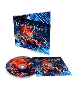 RAGE OF LIGHT-Imploder/Limited Edition Digipak CD