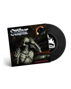 STÄLKER-Powermad/Limited Edition BLACK Vinyl 7inch EP