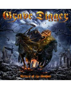 GRAVE DIGGER - Return Of The Reaper CD