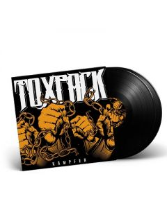 TOXPACK-Kämpfer/Limited Edition BLACK Vinyl Gatefold 2LP