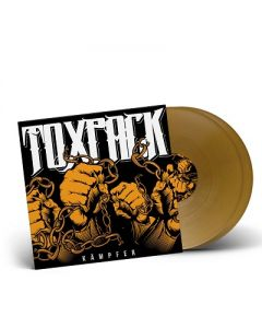 TOXPACK-Kämpfer/Limited Edition GOLD Vinyl Gatefold 2LP
