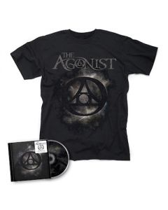 THE AGONIST – Orphans / CD + T- Shirt Bundle