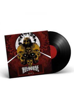 HELHORSE - Hydra / BLACK LP