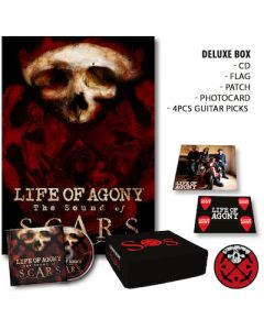 LIFE OF AGONY - The Sound Of Scars / DELUXE BOX SET