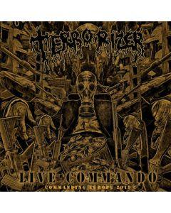TERRORIZER - Live Commando: Commanding Europe / LP