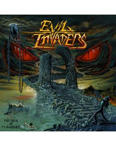 EVIL INVADERS - Pulses of Pleasure CD