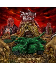 DISASTROUS MURMUR - Dismemberment / CD