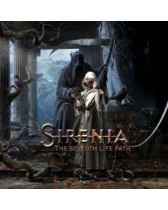 SIRENIA-The Seventh Life Path/Digipack Limited Edition CD