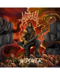 MASTER - Widower / CD