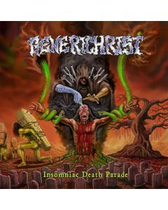 GENERICHRIST - Insomniac Death / Red LP