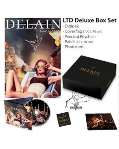 DELAIN - Apocalypse & Chill / Limited Edition DELUXE BOXSET