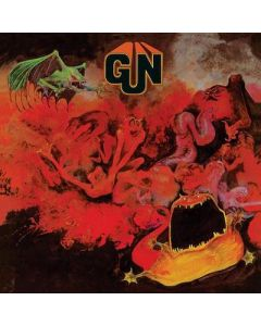 THE GUN - The Gun / Red LP