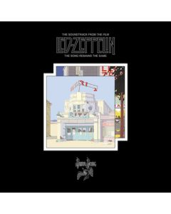 LED ZEPPELIN - The Song Remains The Same / 2CD