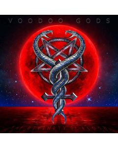 VOODOO GODS - The Divinity Of Blood / Digipak CD