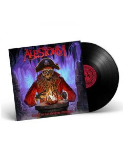 ALESTORM - Curse Of The Crystal Coconut / Gatefold BLACK LP BACKORDERED WILL SHIP BY 7/15