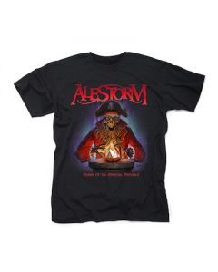 ALESTORM - Curse Of The Crystal Coconut / CD + T-Shirt Bundle