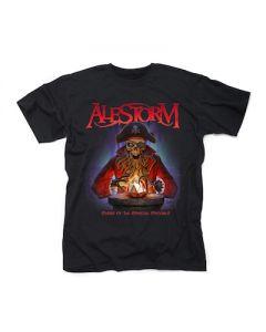 ALESTORM - Curse Of The Crystal Coconut / Black LP + T-Shirt Bundle