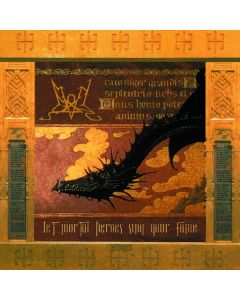 SUMMONING-Let Mortal Heroes Sing Your Fame/CD