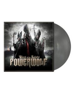 POWERWOLF - Blood Of The Saints / NAPALM RECORDS EXCLUSIVE SILVER LP