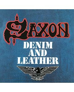 SAXON - Denim And Leather / LP