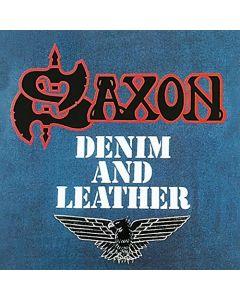SAXON - Denim And Leather / LP