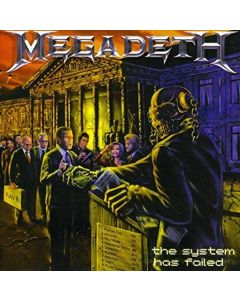 MEGADETH - The System Has Failed / CD