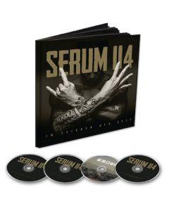 SERUM 114 - Im Zeichen der Zeit / 4CD EARBOOK