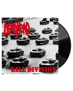 DEAD HEAD - Kill Division / Black LP